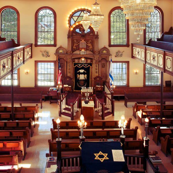 Build A Synagogue>