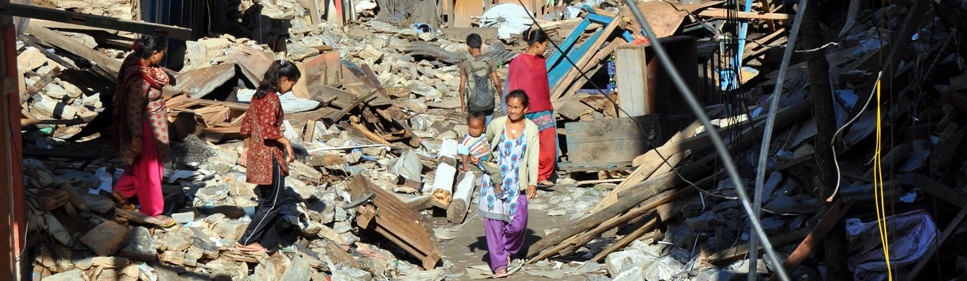 Earthquake Survivors>