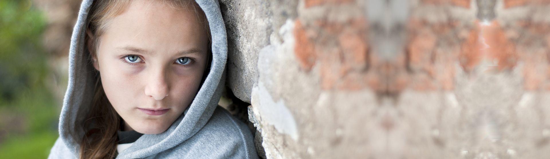 Israel Orphaned Girls>
