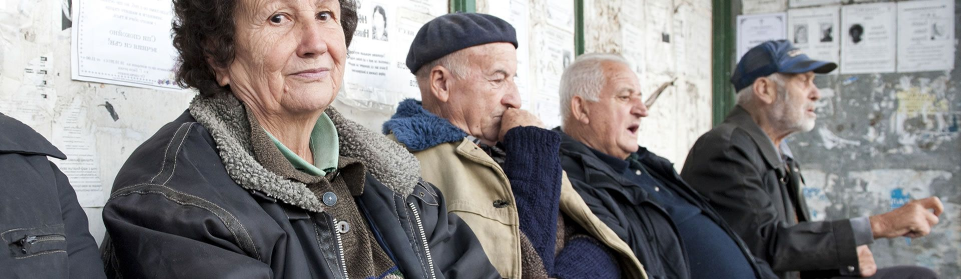 Holocaust Survivors>