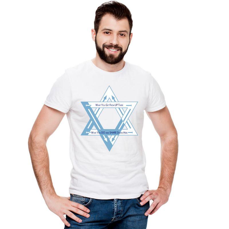 T-Shirts Letters Men Tees Letter #3