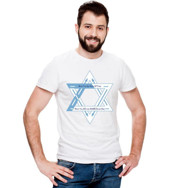 T-Shirts Letters Men Tees Letter #9