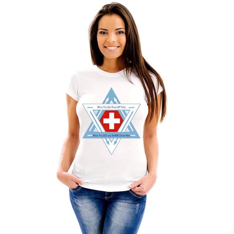 T-Shirts Flags Switzerland Women T-Shirt