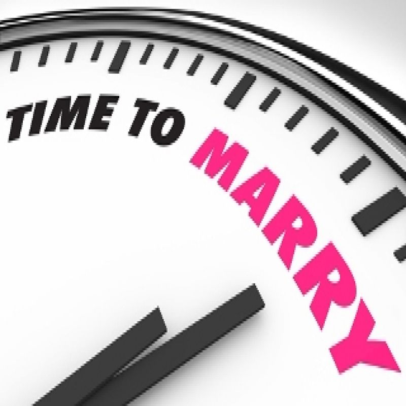 Delayed Marriage