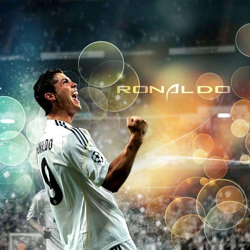 Meet Cristiano Ronaldo